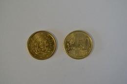 Città Del Vaticano € 0,50 2018 - Vaticano (Ciudad Del)
