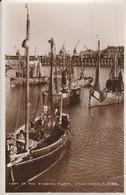 GB- FOLKESTONE - Part Of The Fishing Fleet - Otros
