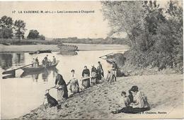 LA VARENNE Les Laveuses à CHAPOINT - Other Municipalities