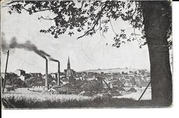 ALLEMAGNE - SARR - FRIEDRICHSTHAL - BILDSTOCK - FABRIK - Circulé: 1931 - 2 Scans - Guerre 1914-18