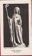 Heilig Prentje Wijding Der Nieuwe Klokken Van Ternat 1953 Image Pieuse Santini - Devotion Images