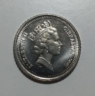 Gibilterra  5 Pence 1991 - Gibraltar