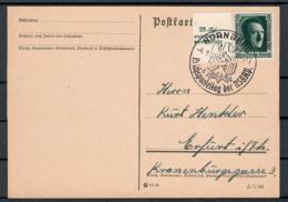 Deutsches Reich Mi-Nr.: 650 Mit Zusatzangabe Auf Karte Mit Sonderstempel - Briefe U. Dokumente