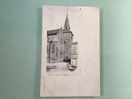 BRIEY. — Portail De L'Eglise - Frankrijk