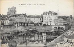 RENNES : QUAI DE PREVALALAYE - Rennes