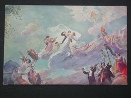 Ref6015 CPA Salon De Paris - A. Jamet - La Fête Nuptiale - Selectacolor N°771 - Bourses & Salons De Collections