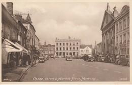 GB - NEWBURY - Cheap Street & Market Place - Andere
