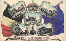 Frameries - Fantaisie Multi-Vues - Frameries Est Une Charmante Localité - Edit. Marcovici - Frameries