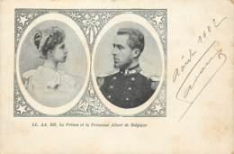 Royaume De Belgique - LL. AA. RR. Le Prince Et La Princesse Albert - Koninklijke Families