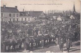 18. BAUGY. Vue Panoramique Du Champ De Foire, Côté Sud. 13 - Baugy