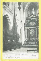 * Antwerpen - Anvers - Antwerp * (G. Hermans, Ed. Anvers, Nr 23) Choeur De La Cathédrale, Autel, église, Rare - Antwerpen