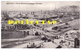 Genova   Porto  Statione Passeggeri Da Mare - Genova (Genoa)
