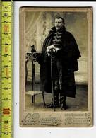 Kl 10693 - Soldaat - Soldat - Photographie Artistique Leon Decaluwe Bruges - Oud (voor 1900)