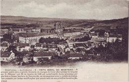 7326  Alcobaça   Vista Geral Do Mosteiro - Leiria