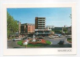 - CPM MAUBEUGE (59) - Rond-point Du Pont De Sambre (PALAIS DU VETEMENT) - Editions COMBIER - - Maubeuge