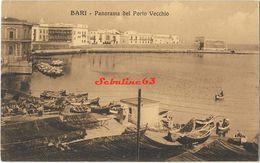 Bari - Panorama Del Porto Vecchio - 1912 - Bari