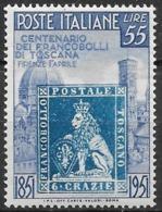 Italy - Italia 1951 Mi. No. 827 - 1946-60: Ungebraucht