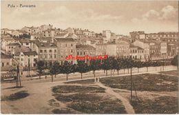 Pola - Panorama - 1919 - Croazia