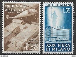 Italy - Italia 1951 Complete Set - 1946-60: Ungebraucht