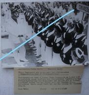 Photo ITALIA Galeazzo CIANO MUSSOLINI 1937 Organizzazione Per Attività Ricreative CHIASSO Near Como - Persone Identificate