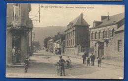 NOUZON    Café    Boulevard Jean Baptiste Clément     Animées - Frankreich