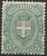 Italy - Italia -  1896 Mi. Nr. 73 - Nuovi