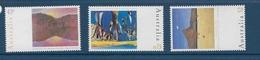Australie N°1339-1341-1342** - 1990-99 Elizabeth II