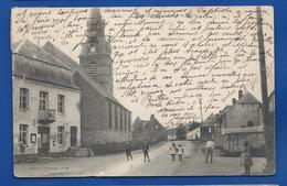 FELLERIES     Mairie Et église     Animées         écrite En 1913 - Frankreich