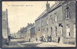 16 - BILLY-MONTIGNY - Rue Du Bois - Lens