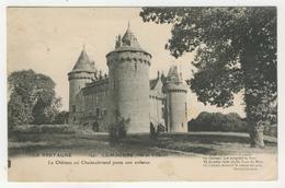 35 - Combourg - Le Château - Combourg