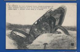 Char Allemand     Tank Allemand Liesel - Guerre 1914-18