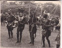 CONGO PAULIS Août 1956 Photo Amateur Format Environ 7 X 10  Cm - Afrique