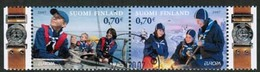 2007 Finland, Europa Cept Fine Used Pair, M 1847-8. - Finland