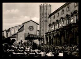ITALIE - ORVIETO - PIAZZA DELLA REPUBLICA - Other Cities