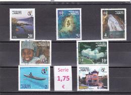 Haití  -    Serie Completa  - 4/1719 - Haití