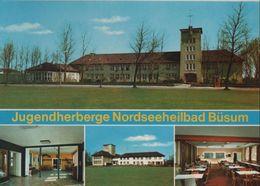 Büsum - Jugendherberge - Ca. 1985 - Buesum