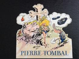 Hardy Pierre Tombal, Lolo Et Sucette, BDcoupe 5, Numéroté Et Signé. - Sérigraphies & Lithographies