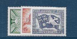 Australie N°1455 à1457** - 1990-99 Elizabeth II