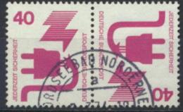 BRD Zusammendruck K12 O - [7] République Fédérale