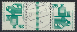 BRD Zusammendruck KZ8 ** Postfrisch - [7] République Fédérale