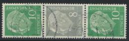 BRD Zusammendruck S46 O - [7] République Fédérale