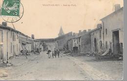 54    Villey Le Sec    Rue Du Fort - Francia