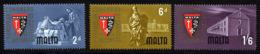 Malte 1964 Yvert 291 / 293 ** TB - Malta