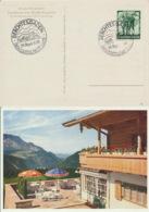 Deutsches Reich 662 Auf Ansichtskarte Sonderstempel Berchtesgaden - Deutschland