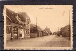 Coursel    --  De Dorpstraat - Beringen