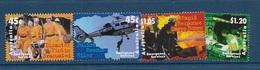 Australie N°1600 à 1603** - 1990-99 Elizabeth II