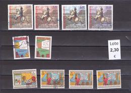 Haití  -    Lote  10  Sellos Diferentes   - 4/1774 - Haití