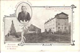 CHANOINE CHANOUX - RECTEUR DU PETIT ST BERNARD - Autres Communes