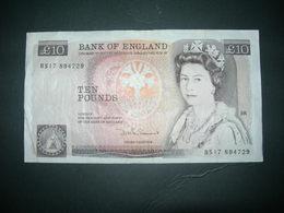 Great Britain 10 Pounds - 1952-… : Elizabeth II