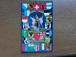 Zwitserland, Suisse, Switzerland --> Unwritten - Autres
